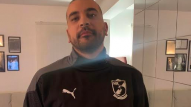"""Photo of Mohamed Mekahal tränare i Malmö IK: """"Målsättningen är alltid att vinna"""""""