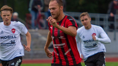"""Photo of Pontus Gressmann i Staffanstorps United: """"Utan sats trycker Fors upp en tåfis i nättaket"""""""