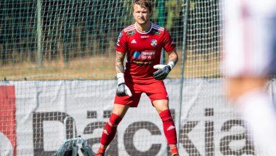 """Photo of Pontus Löfvenmark målvakt Eskilsminne IF: """"Tror vi har stora möjligheter att uppnå saker i år"""""""