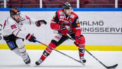 Photo of Carl Persson förlänger med Redhawks