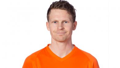 """Photo of Ruben Grönevik i IF Lödde: """"Firar varje lyckad överlapp som att jag har gjort mål"""""""