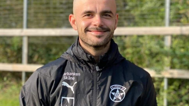 Photo of Hallå där…Petrit Gashi, tränare i Sjöbo IF dam