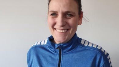 """Photo of Handbollssnack med Malin Edner i Kävlinge HK – """"Att spela matcher utan träning vore dumdristigt"""""""