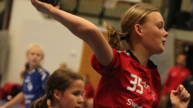 Photo of Handbollssnack med Julia Lahti i HK Ankaret F06
