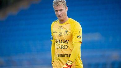 """Photo of Hampus Nilsson målvakt i Trelleborgs FF: """"Vi är alla väldigt revanschsugna"""""""