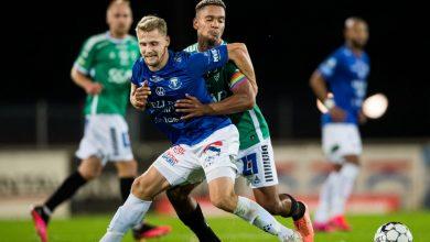 Photo of Erik Andersson lämnar Trelleborgs FF