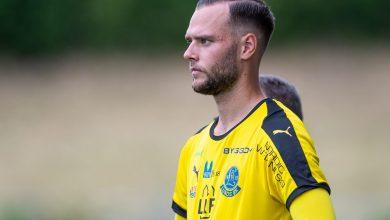"""Photo of Simon Ingheden i Lunds BK: """"Jag kliver naturligtvis gärna fram och avgör matchen"""""""