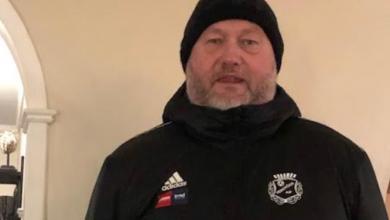 """Photo of Jörgen Svensson, Veberöds AIF dam: """"Vill spela en attraktiv fotboll med bra passningsspel"""""""