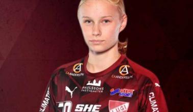 Photo of A-lagskontrakt för 17-åringen Lova Nyrell