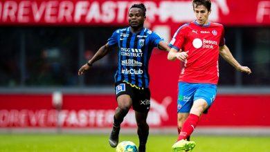 Photo of Trelleborgs FF värvar provspelande Henry Offia