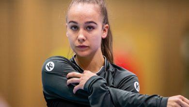 Photo of Laura Eggert ny kantspelare i Kristianstad Handboll