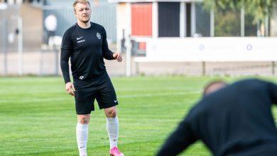 """Photo of Nicklas Nielsen i Landskrona BoIS: """"Brukar dricka ett glas rom dagen innan på kvällen"""""""