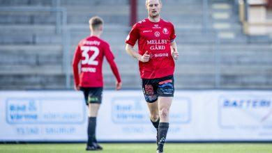 """Photo of Anton Tideman i Trelleborgs FF: """"Tycker matchen mot Örebro SK var en stark laginsats"""""""