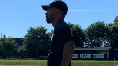 """Photo of Daniel Larsson tränare Gantofta IF: """"Denna säsongen kommer vi att spela mer kontrollerat i defensiven"""""""