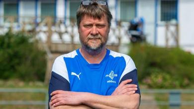 """Photo of Jan Nilsson i Höörs IS: """"Huvudsaken är att vi vinner"""""""