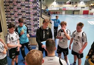 """Photo of Handbollssnack med Oliver Quist – """"Många nya medlemmar efter Sveriges fantastiska insats i VM"""""""