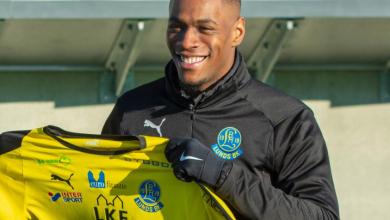 """Photo of Nyförvärvet Marcely: """"Mitt mål är att göra 25 mål för Lunds BK under säsongen"""""""