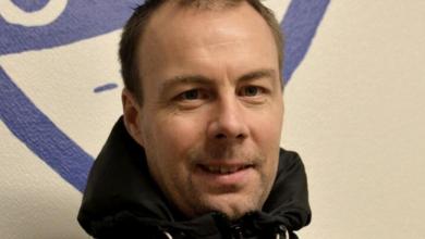 """Photo of Magnus Svensson, tränare i IFK Osby dam: """"Gör vi det så kommer resultatet bli bra"""""""