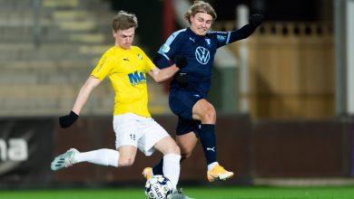 Photo of Aron Már Brynjarsson förstärker IFK Malmö