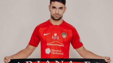 """Photo of Noor Zadran till Ariana FC: """"Alla lag kommer vilja slå oss"""""""