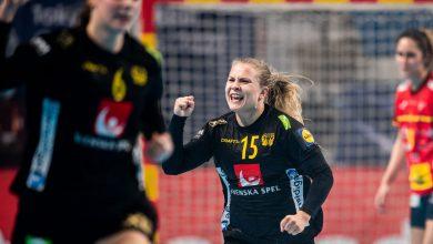 """Photo of Damlandslaget VM-kvalar mot Ukraina i Lund – """"Vi ska kunna brotta ner dem"""""""