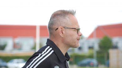 """Photo of Mats-Ola Borglund tränare i Båstads GIF: """"Killarna i truppen har jobbat beundransvärt bra"""""""