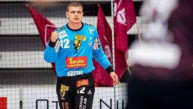 Photo of Måns Landgren förlänger med IFK Ystad