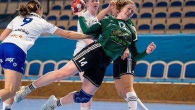 Photo of Sally Sivertsson till Ystads IF från OV Helsingborg