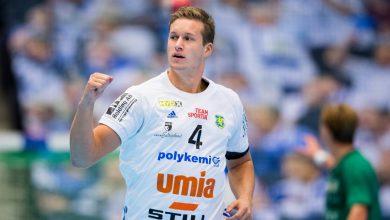 Photo of Herman Hugosson avslutar handbollskarriären