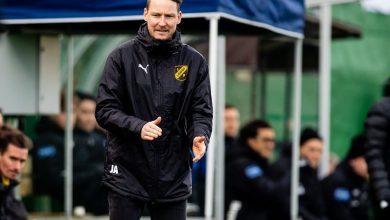 """Photo of Jimmie Andersson i IF Lödde: """"Ett tightare schema kräver en bred och stark trupp"""""""