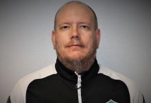 """Photo of Jimmy Hultin, tränare i Limhamns FF: """"Om det står 2-2 så avgör Lewicki med ett solomål"""""""