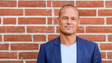 Photo of Marcus Kulle ny kultur- och fritidschef i Eslövs kommun