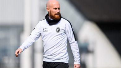 """Photo of Max Mölder i BoIS: """"Den hårda konkurrensen gör att varje spelare måste prestera under veckorna för att få spela matchen"""""""