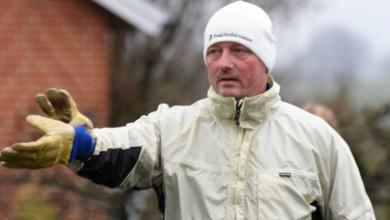 """Photo of Roger Fält tränare Hörby FF dam: """"Kör den gamla klyschan"""" en match i taget"""" och jobbar utifrån det"""""""