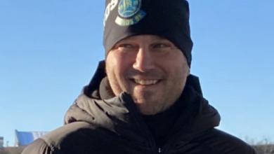 """Photo of Mikael Törnqvist tränare i Lunds BK dam: """"Är aldrig under 25 spelare på träningarna"""""""