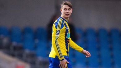 "Photo of Noah Christoffersson i Lunds BK: ""Det är bra spelare i klubben så de ska nog bli super"""