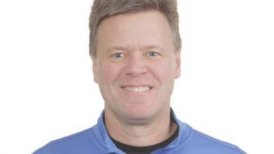 """Photo of Ulf Jansson: """"Efter att ha åkt ner 3 divisioner på 3 år så gör vi nu en omstart med ett nytt lagbygge"""""""