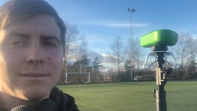 """Photo of Linus Dehman i Ystads IF FF: """"Intresset är stort och vi har nästan fullt manskap på varje träning"""""""