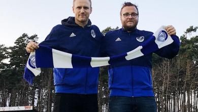 Photo of Hallå där…Måns Andersson tränare i Tosteberga Nymölla IF