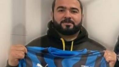 """Photo of Zaidon Latoof ass tränare i Orient FC: """"För våran del så kommer vi så klart toppa tabellen"""""""