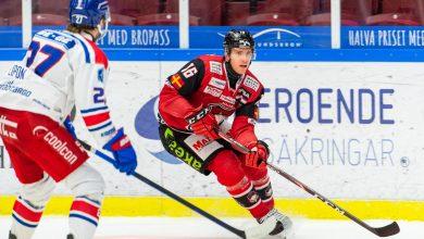 Photo of Matias Lassen förlänger med Redhawks
