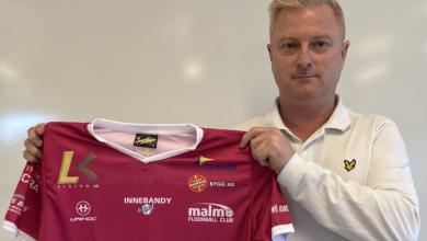Photo of Patric Johansson tar över Malmö FBC`s herrlag