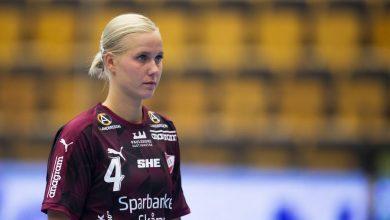 Photo of Ystads IF värvar Maja Persson från Lugi