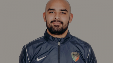 Photo of Hallå där…Rami Kozeh, assisterande tränare i Ariana FC