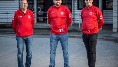 Photo of Johannes Bylinder gav inte upp hoppet – lockade nygammal tränare till H65:s herrlag