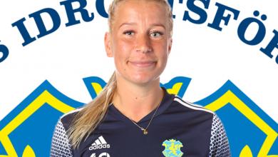 Photo of Jonna Jelbring förlänger med Ystads IF