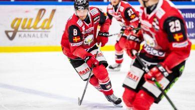 Photo of Johan Olofsson förlänger med Redhawks