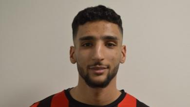 """Photo of Nyförvärvet Omar Khattab: """"Ett lag med ambitioner och målsättning, då var det inte mycket att tänka på"""""""