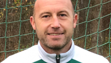 """Photo of Sven-Bertil Bergström tränare i Västra Karups IF: """"Den stora knäcken blir nog om det kommer nya förskjutningar"""""""