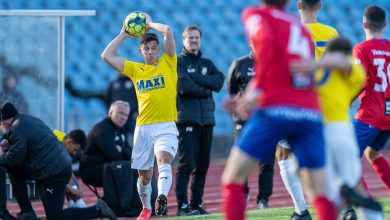 """Photo of Emil Johansson i IFK Malmö: """"Gör vi det vi vet att vi är bra på så kommer vi att vinna"""""""
